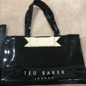 Ted baker plastic totes